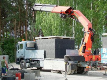 Szambo betonowe Rybnik